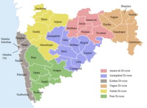 Maharashtratil Jilhe